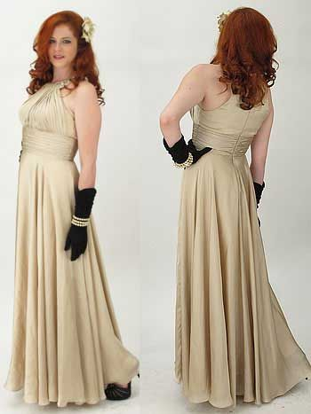 Evening dresses 1940 style