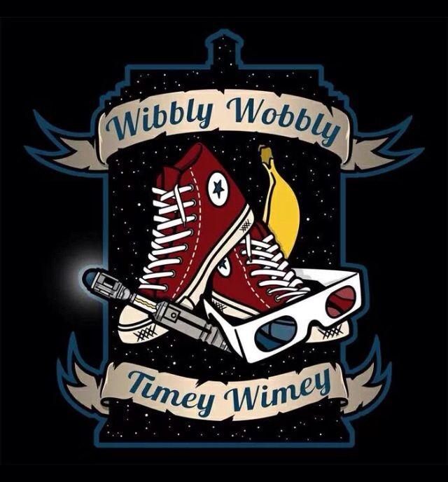 Wibbly Wobbly, Timey Wimey