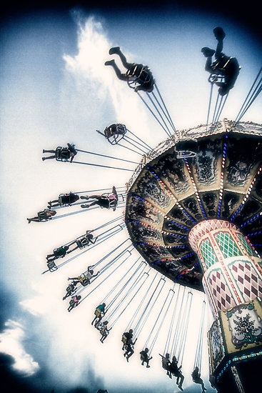 """""""midway love affair…  The Ex, Toronto,  #startravel, #Toronto, #russstyles, #fun, #Carousel, #Midway"""