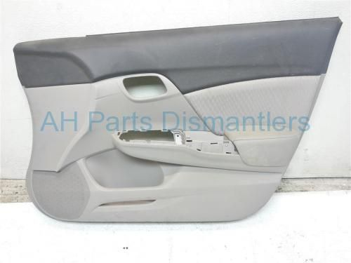 Used 2010 Honda Civic Front passenger DOOR PANEL (TRIM LINER) gray HAS FEW LIGHT SCRATCHES 83503-SNA-A03Z 83503SNAA03Z. Purchase from https://ahparts.com/buy-used/2010-Honda-Civic-Front-passenger-DOOR-PANEL-TRIM-LINER-gray-83503-SNA-A03Z-83503SNAA03Z/75996-1?utm_source=pinterest