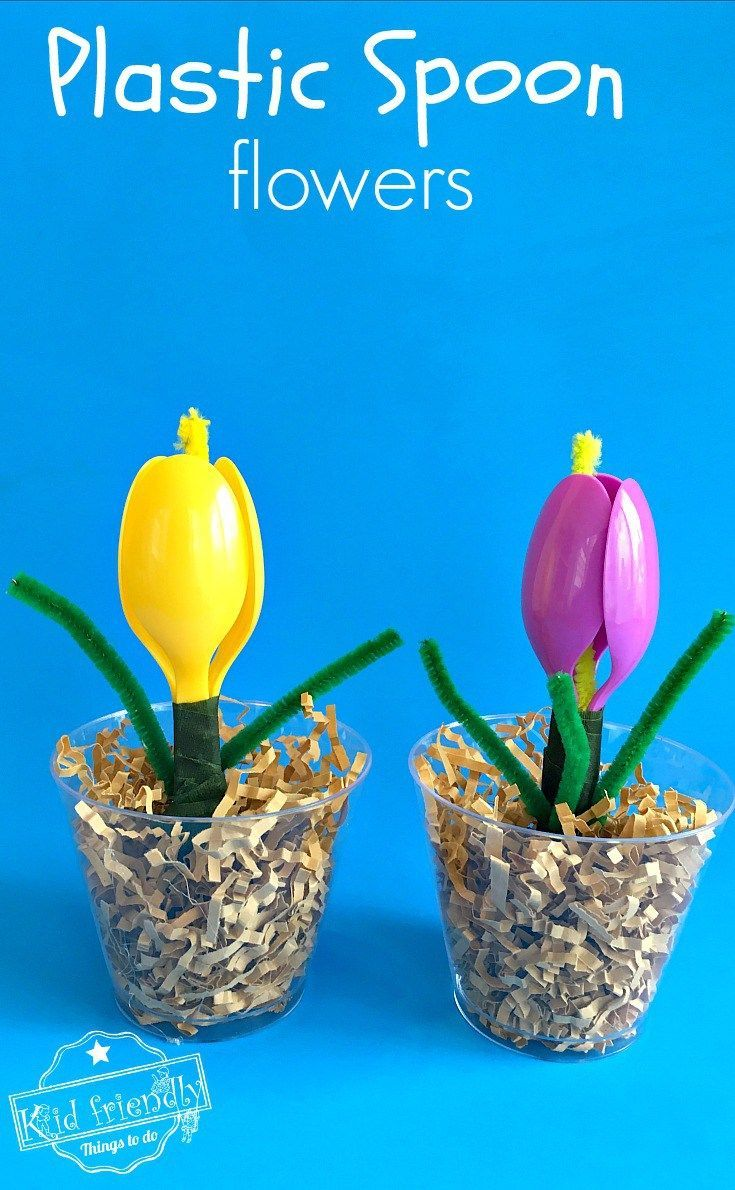 Over 20 Easy To Make Crafts For Kids That Welcome Spring Kid