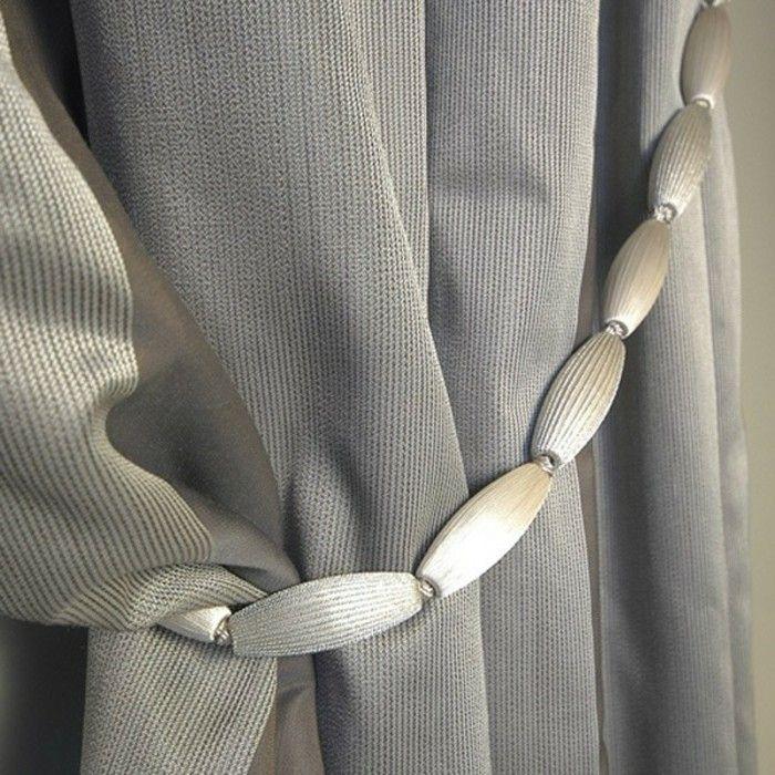 Embrasse Rideau 80 Modeles Originaux Pour Une Decoration De Charme