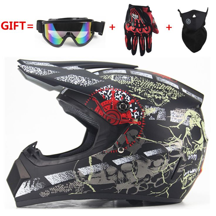 sale free shipping motorcycle adult motocross off road helmet atv dirt bike downhill mtb dh racing #racing #helmets