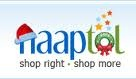 Find out Naaptol New Year promotion codes, online vouchers discount, best deals & offers for 2013 to save your money. Always visit discountcouponwala.com before shopping online for latest coupons of Naaptol.