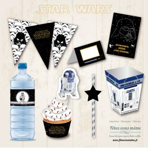 compo Kit Star Wars