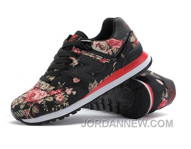 black and white new balance shoes