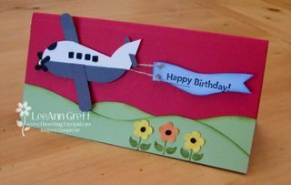 Punch art airplane uses the following punches - Flower Trio, Wide Oval, Word Window, Spiral, Boho Blossoms, Horizontal Slot.