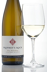 Prophet's Rock Dry Riesling - the baby of range, only 300 case annual production ... a disproportionate amount of love.