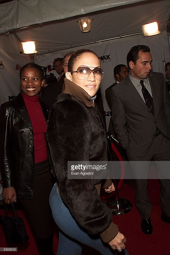 Jennifer Lopez attends the TALK Magazine/Miramax Democratic election night party at Elaine's in New York City. Photo by Evan Agostini/Getty Images