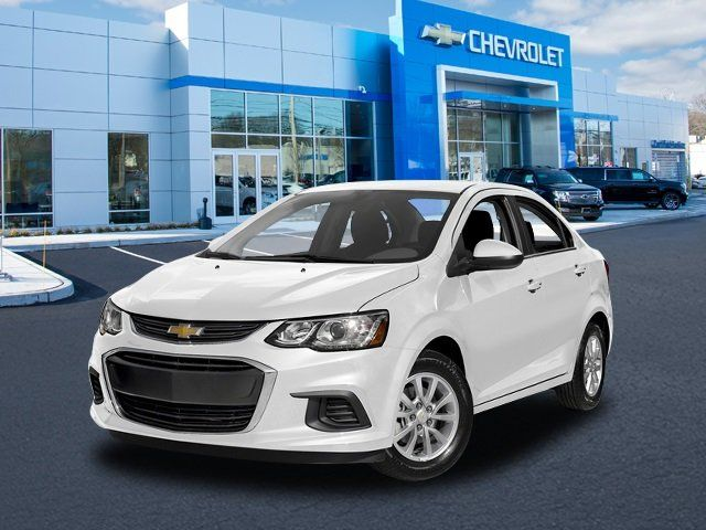 2018 Chevy Sonic Hatchback White Special Offer At Chevrolet
