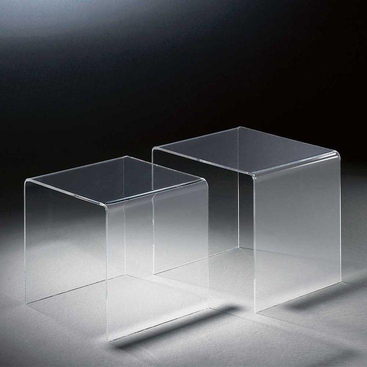 Beistelltisch Set Aus Acrylglas Online Kaufen 2 Teilig Jetzt Bestellen Unter Moebelladendirektde Wohnzimmer Tische Satztische Uid4b3dc5dd