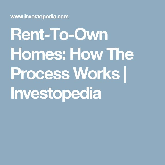 Best 25+ Rent to own homes ideas on Pinterest Houses to rent - rent with option to buy contract