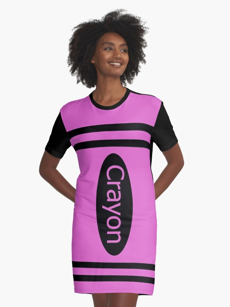 Crayon Halloween costume for not only your kids. Be funny, colorful and cool at the halloween party or in the streets. • Also buy this artwork on apparel, phone cases, home decor, and more.