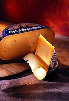 Old Amsterdam Cheese, one of my favorites!