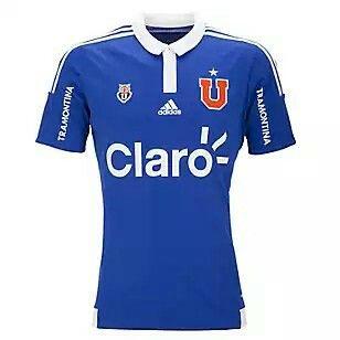 Camiseta Universidad de Chile 2015