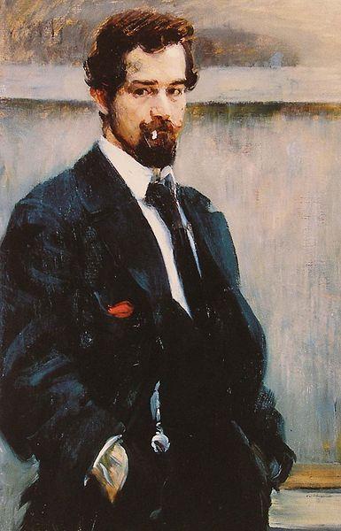 Self Portrait, Jan Preisler