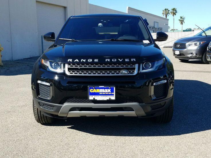 Used 2017 Land Rover Range Rover Evoque in Fresno