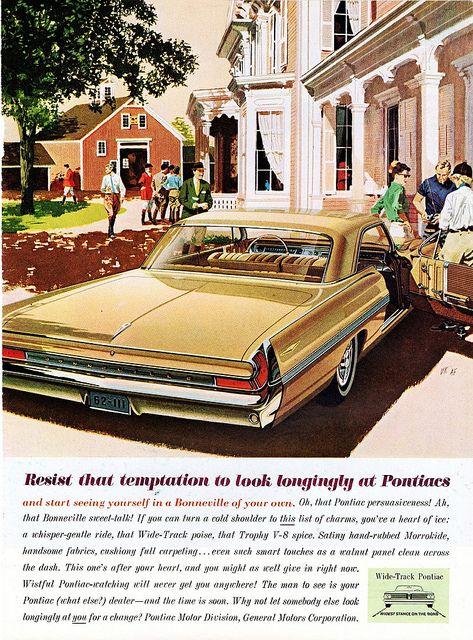 1962 Pontiac Bonneville Sports Coupe | by aldenjewell