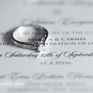 don't forget to have your #weddinginvitations photographed on your big day!
