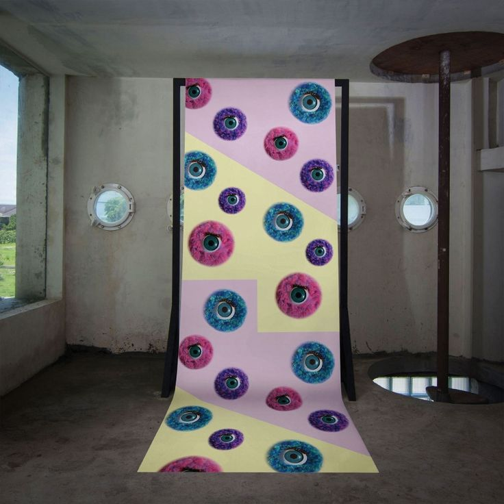 PonPon Eyeball by Isabella Cheung — Shop | FEATHR
