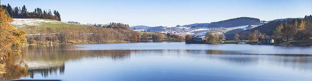 Cublize - Le lac des sapins Photo : Patrick Ageneau