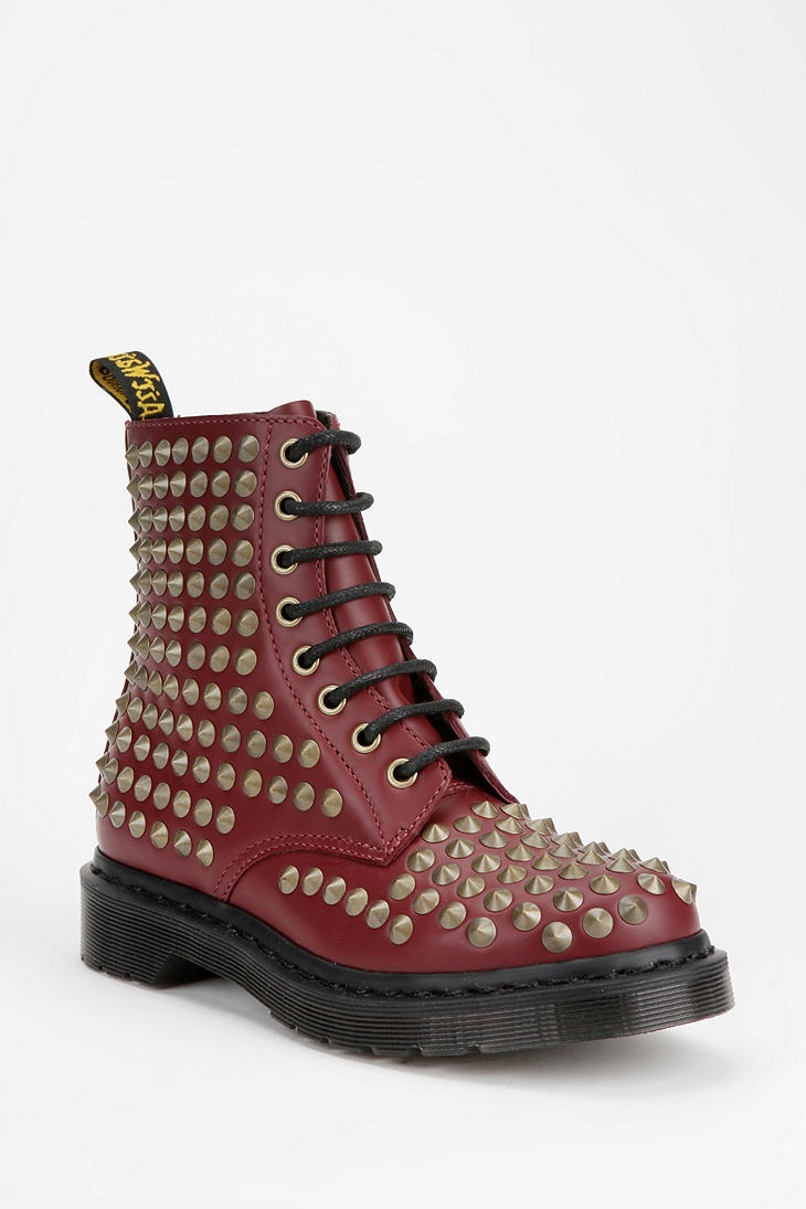 Dr. Martens 1460 All-Over Stud Boot  #UrbanOutfitters
