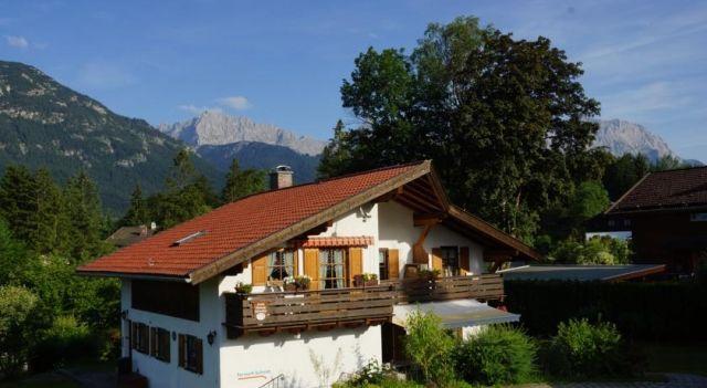 Ferienwohnung Soiernblick - 3 Sterne #Apartments - EUR 35 - #Hotels #Deutschland #Krün http://www.justigo.com.de/hotels/germany/krun/ferienwohung-soiernblick_201194.html
