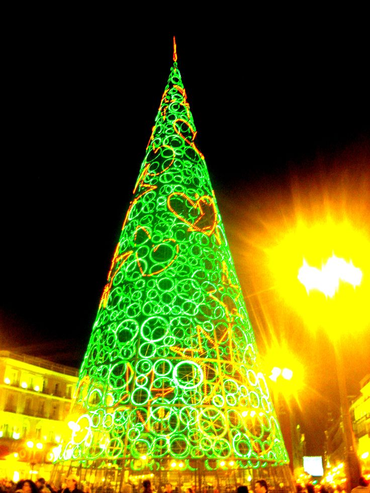 Christmas Rope Light Decorations