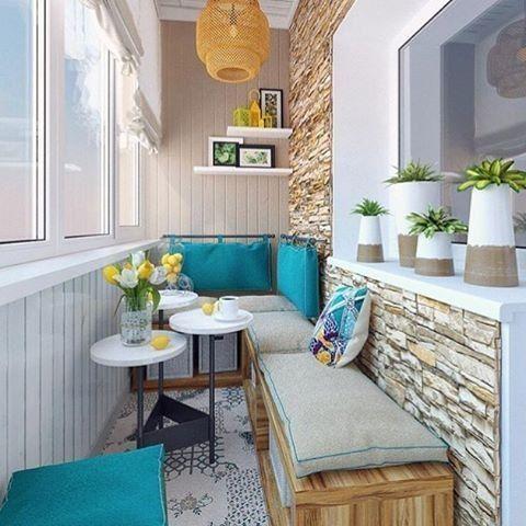 5 consejos para decorar mini terrazas