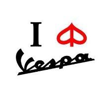 I LOVE VESPA & @Dwina Ranti Ramdhaniah