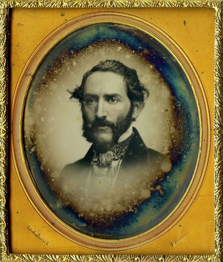 Morrison Foster Daguerreotype Brother of American Composer Stephen by M A Root | eBay