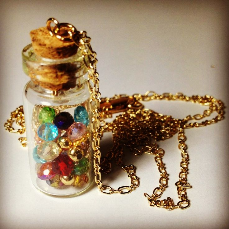 10 Best Images About Skull Perfume Bottles On Pinterest: 10+ Best Ideas About Bottle Necklace On Pinterest