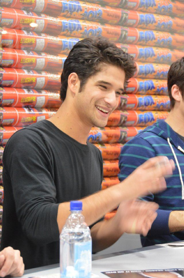 Tyler Posey at event of Teen Wolf