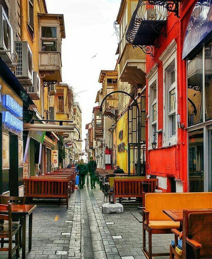 Alsancak, Izmir / Turkey