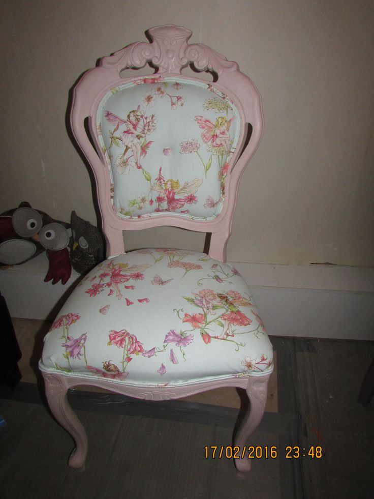 Limited Edition fairy fabric with Everlongs Sophia Pink Frame