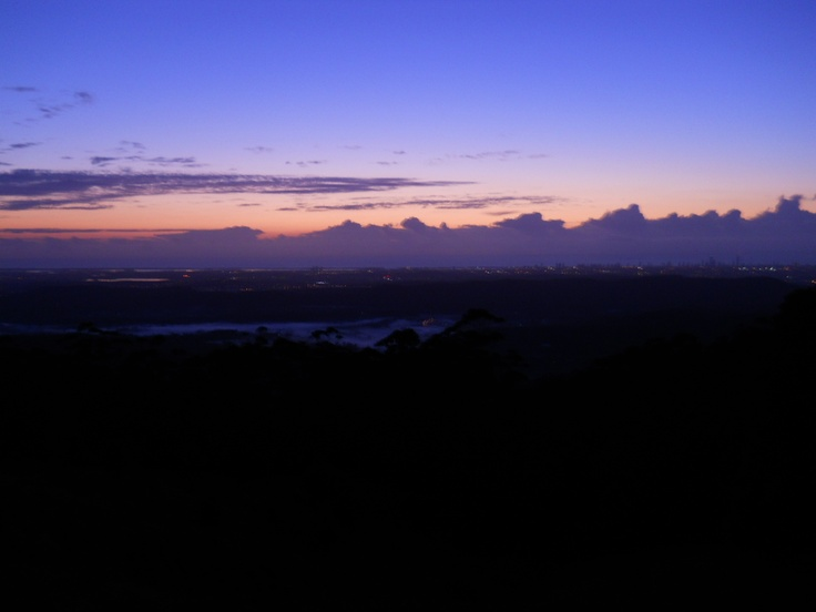 View from home! this is the dawn breaking. http://www.judijaques.com