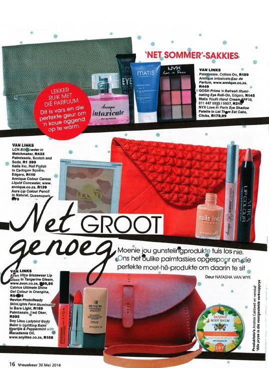 June issue Vrouerkeur - www.vrouekeur.co.za/