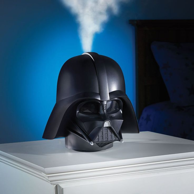 Disney Star Wars Darth Vader Ultrasonic Cool Mist Humidifier