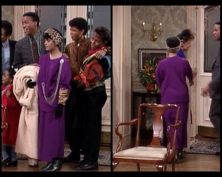 Denise Huxtable | The Cosby Show | A Different World