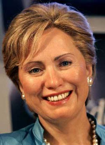 Hillary Diane Rodham Clinton is the 67th United States Secretary of State,serving in the administration of President Barack Obama.She is the wife of the 42th President of the United States,Bill Clinton .