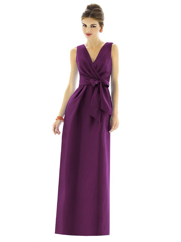185 best Alfred Sung Bridesmaid Dresses images on Pinterest | Alfred ...