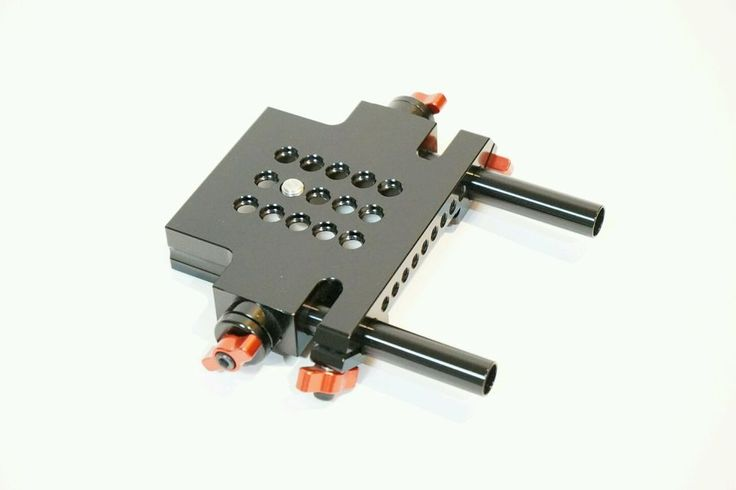 LGT Sale ☆  Bridge Baaeplate fit for 15mm Rods  #UnbrandedGeneric