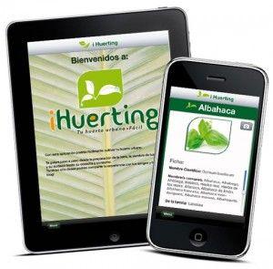 El móvil, una nueva herramienta para el hortelano - Huertos Compartidos