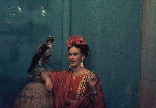.FridaWall Colors, Inspiration, Self Portraits, Mexico, Art, Frida Kahlo, Fridakahlo, People, Frida Khalo