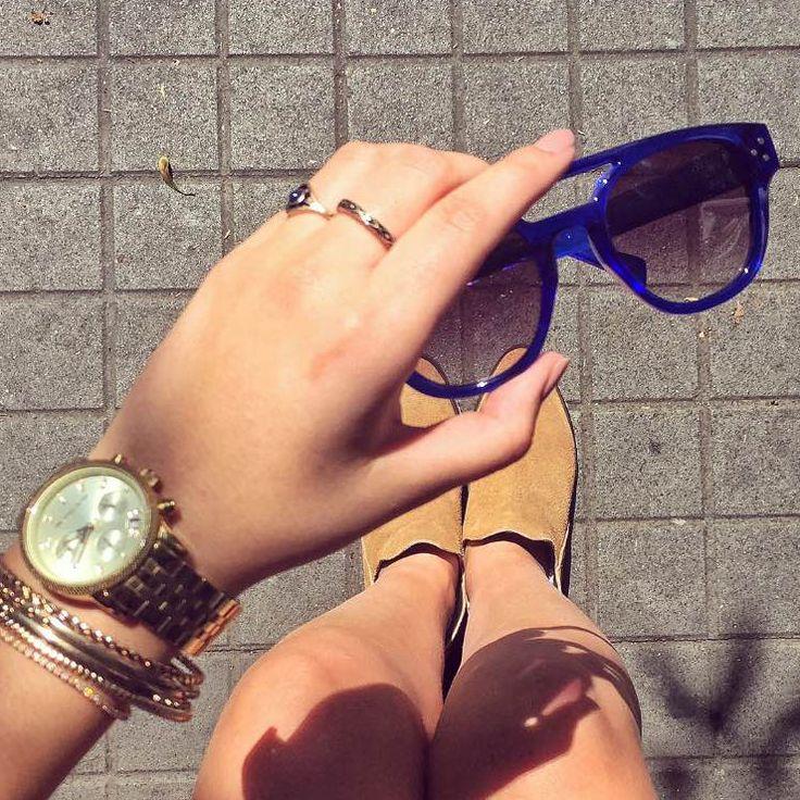 Días de sol y estilo.