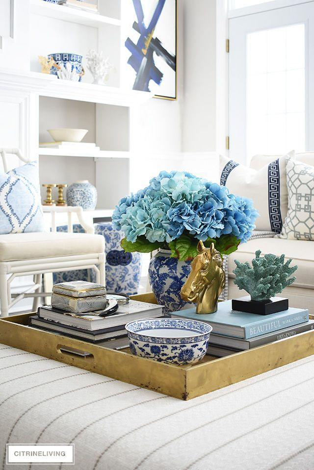 Coffee Table Decorating Styling Tips Citrineliving Table Decor Living Room Living Room Coffee Table Coffe Table Decor