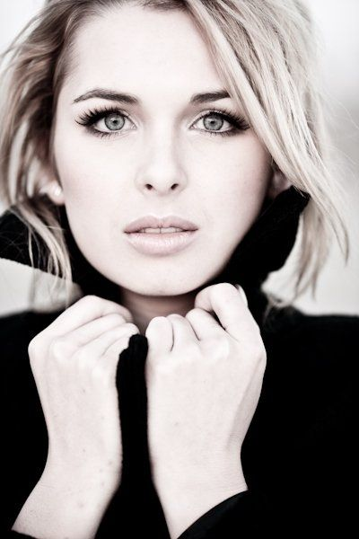 Kirsten Prout.  She's so perdy!