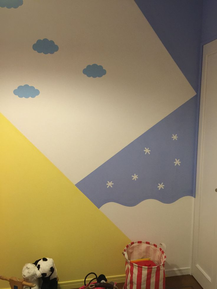 #kids #room #wallpaint #amisuma