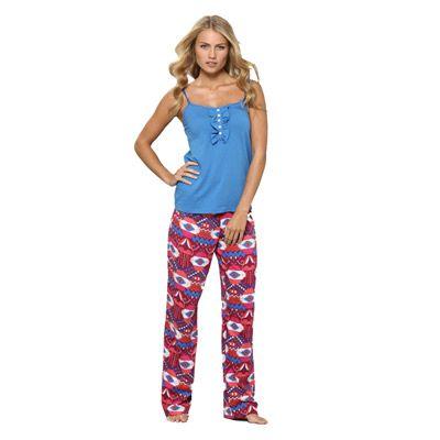 Flamingo Pj Set by Jethro and Jackson   Pyjamas.com.au