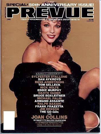 1983 Mediascene PREVUE Magazine #53 VF Mark Hamill Star Wars